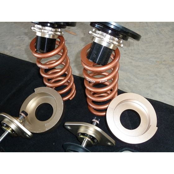 Swift Coilover Springs, Set of 4 (BC-Swift-Singl-3